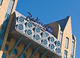 ラディソン ブルー アストリッド ホテル アントワープ 写真