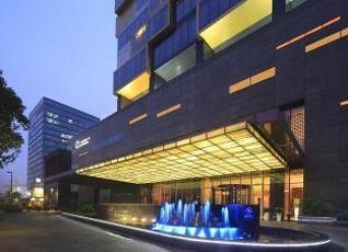 ザ キューブ ホテル シャンハイ プードン 写真