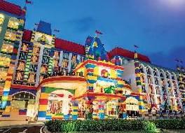 ジョホールバルのホテル
