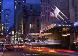 インターコンチネンタル ニューヨーク タイムズ スクエア