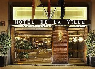ホテル デ ラ ヴィッレ 写真
