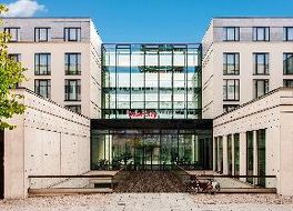 ドレスデンのホテル