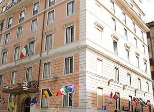 トリノ ホテル 写真
