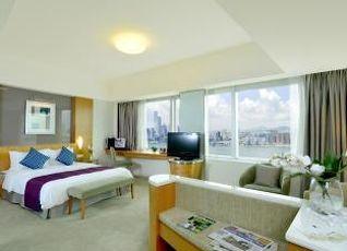 メトロパーク ホテル コーズウェイ ベイ 写真
