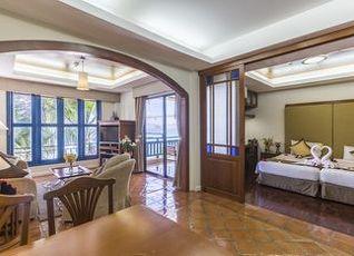 カンタリー ベイ ホテル プーケット 写真