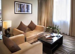 クリスタル ホテル アブダビ 写真