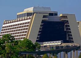 ディスニーズ コンテンポラリー リゾート 写真