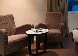 ホテル グランド チャンセラー メルボルン 写真