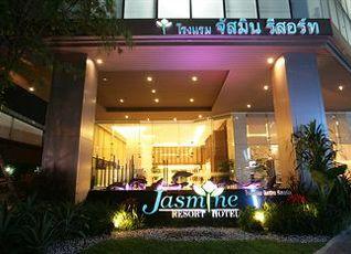 ジャスミン リゾート ホテル 写真