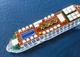 The Oberoi Philae, Luxury Nile Cruiser