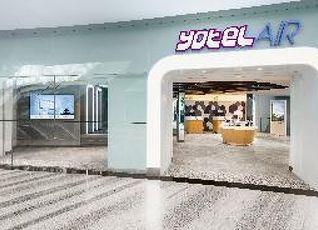 ヨーテルエア シンガポール チャンギ エアポート アット ジュエル 写真