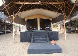 ザ ビーチ キャンプ ヤラ 写真