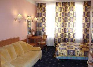 ホテル アラジン プラハ 写真