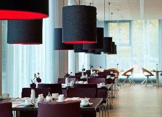 インターシティホテル ベルリン ハウプトバンホフ 写真