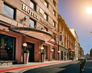 ベスト ウェスタン プレミア ホテル アストリア
