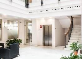 ホテル モンジャス デル カルメン 写真
