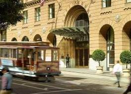 オムニ サンフランシスコ ホテル 写真
