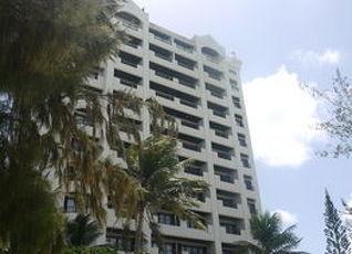 アクエリアス ビーチ タワー 写真