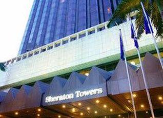 シェラトン タワーズ シンガポール 写真