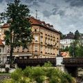 写真:ホテル ドヴォラック チェスキー クルムロフ