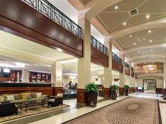 ヒルトン キャピトル ホテル 写真