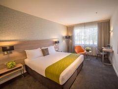 スディマ ホテル クライストチャーチ エアポート 写真