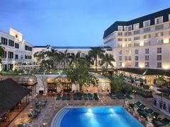 ソフィテル レジェンド メトロポール ハノイ ホテル 写真