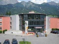 スイス ハイジ ホテル 写真