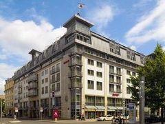 ライプチヒ マリオット ホテル 写真