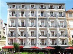 ホテル フロリダ ビアリッツ 写真