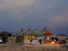 ソスス オアシス キャンプ サイト 写真