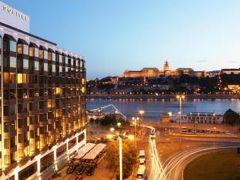 ソフィテル ブダペスト ホテル 写真