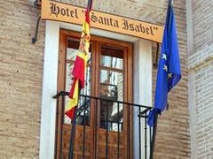ホテル サンタ イサベル 写真