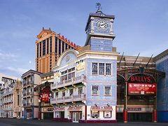 バリーズ アトランティック シティ ホテル アンド カジノ 写真