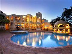 ビクトリアフォールズレインボウ ホテル 写真