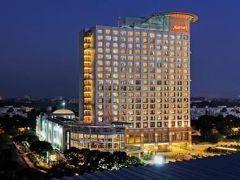 バンガロール マリオット ホテル ホワイトフィールド 写真