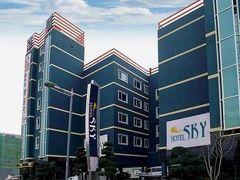 ホテル スカイ インチョン エアポート 写真