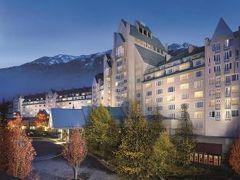 フェアモント シャトー ウィスラー ホテル 写真