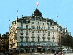 ホテル モノポール ルツェルン 写真