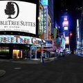 写真:ダブルツリー スイーツ バイ ヒルトン ホテル  NYC タイムズスクエア