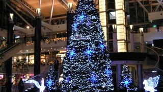 WTCクリスマスイルミネーション