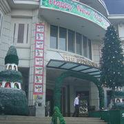 バンコクの高級ショッピングセンター