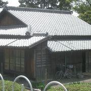 日本家屋の典型