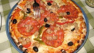 Basilico:とにかくピザが旨い