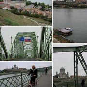 エステルゴムではマーリア・ヴァレーリア橋を渡ってスロヴァキア側にも行ってみよう