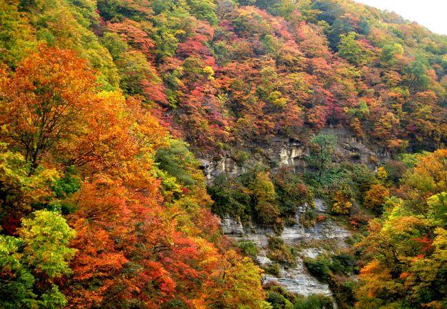 三途川渓谷