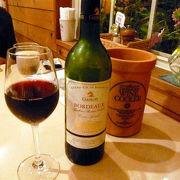 RESTAURANT GRAIN( レストラン グレイン・緑屋)のワイン
