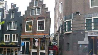 17世紀の建物を利用した、雰囲気抜群のレストラン