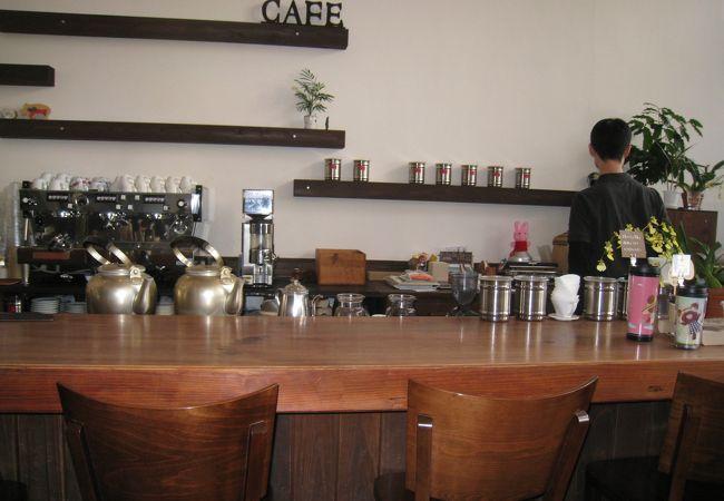 カフェ ストラグル