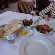 ユルギュップで食べるなら「ショミネ」へ!